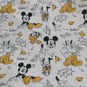 Mascarilla Pluto y Mickey